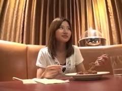【藤城なのは】渋谷ナンパ!優等生タイプの20歳は開発途上、初体験体位の激しいセックスにおかしくなっちゃう