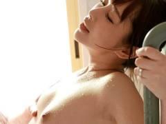 【織笠るみ】綺麗で妖艶な人妻が肉欲に溺れながら中出しセックス