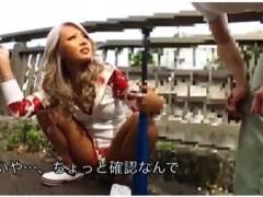 【ヤンキー】長谷川夏樹。これは危ない怖すぎるヤンキーの黒ギャルです!