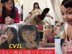 ギリギリ児ポにひっかからない(と思う…)U12美少女動画集