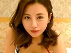 松本メイ ハーフ美女の精液搾取テクがすごい!