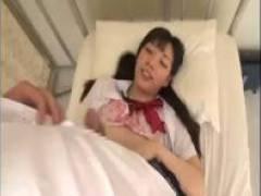 【綺麗なオッパィ西内まりや】女子校の先生になった気分で女子生徒達とハーレムセックスを楽しめちゃう主観ビデオ!