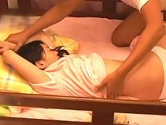 【夜這い】二段ベッドで姉妹が襲われる…。「大人しくしてりゃ乱暴にしねぇよ!」