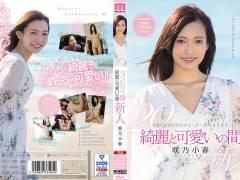咲乃小春「20歳になったばかりのクォーター現役女子大生 綺麗と可愛いの間 咲乃小春」