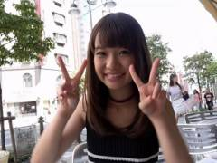 早乙女夏菜 清純系の可愛い陸上部の女子大生とハメ撮りエッチ