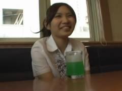 【無修正 素人ハメ撮り】只今試験中の円〇光女子校生すみれちゃんが中出しの餌食に・・・