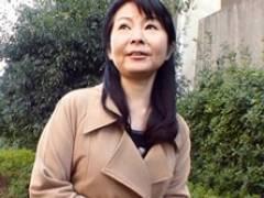 五十路の嫁の母が上京してきて嫁のいないところで禁断SEXにハマる! 林幸恵 隅田涼子