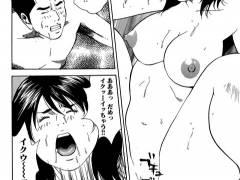 【エロ漫画】夫の浮気を知って、出会い系に手を出した人妻www
