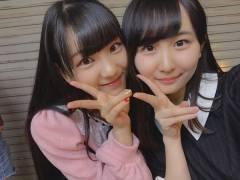 末永桜花と山邊歩夢がコンビ結成!「2人のコンビ名を募集中です」