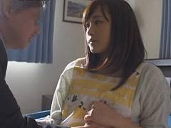 浅野えみ 【NTR】健気に小説家の夫を支える巨乳妻がす出版編集者に寝取られて中出し!