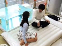 【マジックミラー号】女子大生と友人が混浴に入ってもらいます!おチンチンが勃起して当然ですよ。