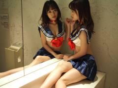 【過激画像】元NMBりぽぽこと三秋里歩、性的サービス嬢みたいになるwwwww