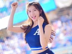 急速に注目度が高まっている台湾プロ野球のチアガール