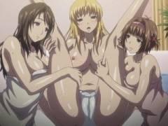 【エロアニメ】巨乳家族催眠 #1 家族の絆