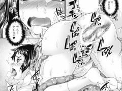 【エロ漫画】討魔の巫女さん、油断してたら妖怪に捕まってしまい触手チンポでケツ穴ほじくり回されアヘ顔さらしてイカされちゃうwww