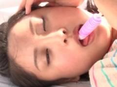 JCジュニアアイドル沖田彩花ちゃん、JC卒業作品で絶対経験済みだろってゆう疑似フェラを披露www