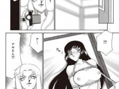 【エロ漫画】未亡人の美人管理人さん、嫉妬した住人の金髪ギャルに睡眠薬を飲まされてレズハメ撮りされちゃう・・・