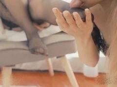 【アジア人レズ動画】中国のレズビアンカップルがライブチャットで配信した無修正レズSEX映像を入手しました!