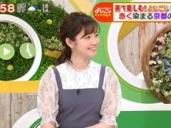 テレ東・田中瞳アナ、気持ちイイときの顔を見せてしまう。