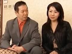 【ヘンリー塚本】夫婦交換〜ゴムをハメない生中出しファック! 君島冴子