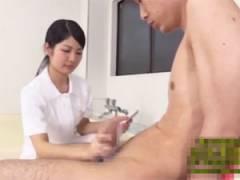【水谷あおい】現役看護師が本当にあったエッチな体験談を再現!