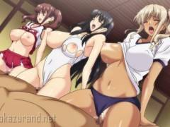 【新作】ビッチJKたちのオジサン食い!?OVA巨乳J○#2オジさんチ○ポ、みんなでシェア
