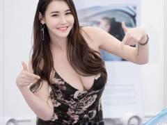 股間が正直になる韓国のキャンギャル画像 part16