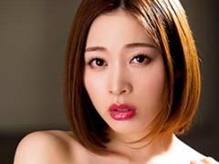 本田岬 妖艶過ぎる美人妻が濃厚ディープキスしながら中出し不倫セックス