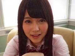 透明感抜群な美少女JKがホテルでイケメンチンポにご奉仕→ロリマンズボられ本気イキ!