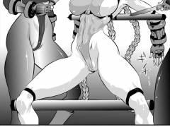 【バトル百合●●漫画 キャミィの綺麗な体をこんなにして!編】ストリートファイター X 鉄拳。バトル中毒マゾ女達の戦記。Round18 等