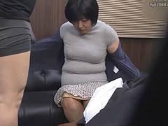 お金が欲しくてセレブな専業主婦から風俗嬢に転落した五十路オバサン