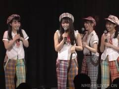 【過激画像】NMB白間美瑠さん、「タンポポの決心」の衣装でアソコを刺激して遊ぶwwwww