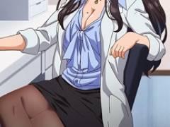 【新作】最近セックスしてない美人女医が色香で可愛い後輩に手を出しちゃって医務室はラブホ代わり!