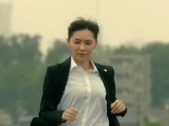 ドラマ「刑事7人」全話2桁視聴率の快挙を支えた倉科カナの揺れるおっぱいGIF