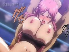 【公開凌辱】罠にハメられた女格闘家がリング上で公開リョナ凌辱!(クリムゾン)