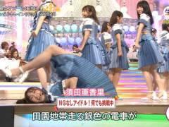 【画像】 NHK『うたコン』で須田亜香里が放送事故wwwwwwww