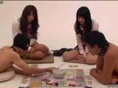 【ミストレスランド】M男版ボードゲームでギャルにお仕置きされちゃう///【大森玲菜×みなみ愛星】