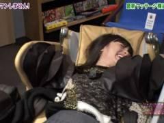 乃木坂46齋藤飛鳥がマッサージ機の刺激にガマン出来ず悶絶