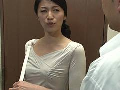 古川祥子 浮気相手から強引にハメられてフェラ~バック~騎乗位~中出しされる美人妻