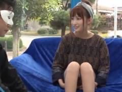 茨城の雑貨屋店員ユルふわ素人美女(24)MM号でハメ獲り!素股の途中でパンティずらしデカチンぶっ刺ささる「え!?なんで..ア~ン気落ちです..」