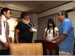 【おっぱい】川越ゆい・実話再現の寝取られドラマ!極道と交通事故を起こして人妻がオマンコで賠償させられる。
