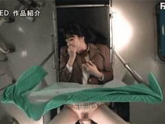 某M女子大学の入学検診、産婦人科医師が悪戯に新入生のクリトリスを集中攻撃してる映像が流出!