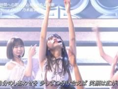 乃木坂46齋藤飛鳥がノースリーブでエロいワキマンコ丸見えキャプ!