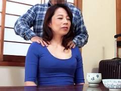 妻の入院中に世話をしに来てくれた五十路義母をエロマッサージする娘婿 二ノ宮慶子
