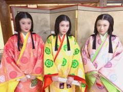 【画像】川後陽菜さん、秋元真夏と樋口日奈を着物で公開処刑するwwwww