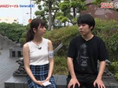 佐藤梨那アナが白いピチピチノースリーブでムチムチの美乳そうなエロおっぱいの形がくっきりキャプ!日本テレビ女子アナ