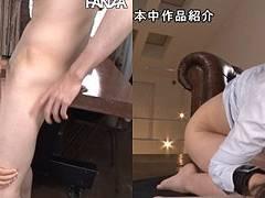 木村文乃っぽいショートカットお姉さんの茜はるかちゃんとラブラブデートSEX