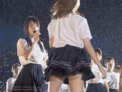 【乃木坂46】ライブでチラチラ見せるアイドルグループが撮影されるwwwwww