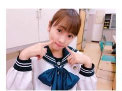 【画像】元AKB川栄李奈ちゃん(23)がインスタにセーラー服姿の写真を投稿した結果wwwww