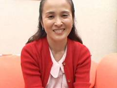 オナニーが趣味の五十路 大島恵子